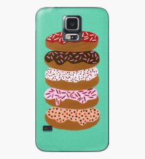 Donuts Stacked on Mint Case/Skin for Samsung Galaxy