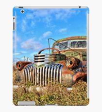 1940s Transport iPad Case/Skin