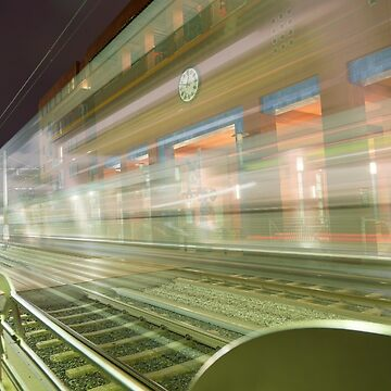 Transparent Trains by MCHerdering