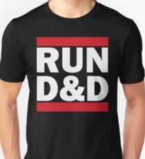 RUN D&D - classic Unisex T-Shirt