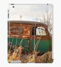 1940s Panel Truck iPad Case/Skin