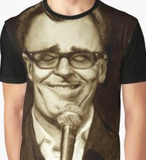 The Smartest Man In the World Graphic T-Shirt