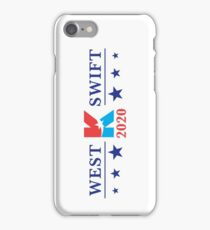 Kanye West For President  iPhone Case/Skin