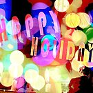 Happy Holidays by susan stone
