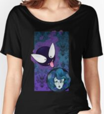 ghastly socializes Women's Relaxed Fit T-Shirt
