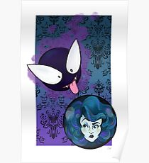 ghastly socializes Poster