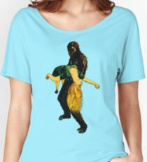 schlock Women's Relaxed Fit T-Shirt