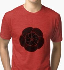 A Flower Tri-blend T-Shirt