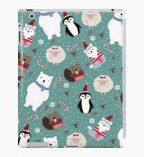 Jolly Animals iPad Case/Skin