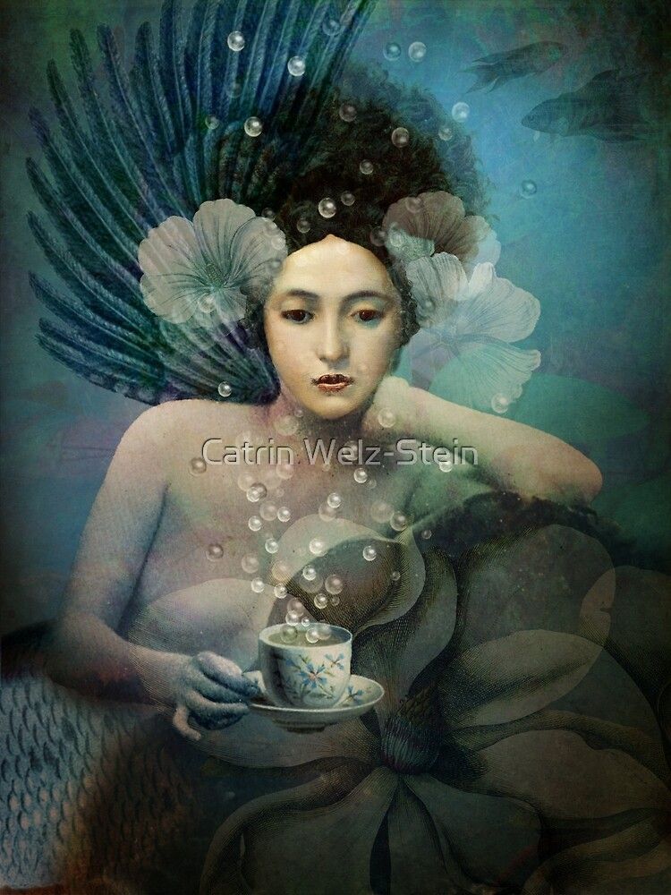 Quot Under The Sea Quot By Catrin Welz Stein Redbubble