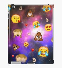 A Galaxy Of Emojis iPad Case/Skin