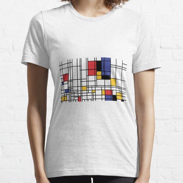 Mondrian  Essential T-Shirt