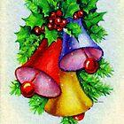 Christmas Bells by Rafael Salazar