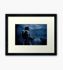 Halo 3 ODST Framed Print
