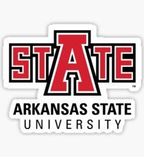 Arkansas State Sticker