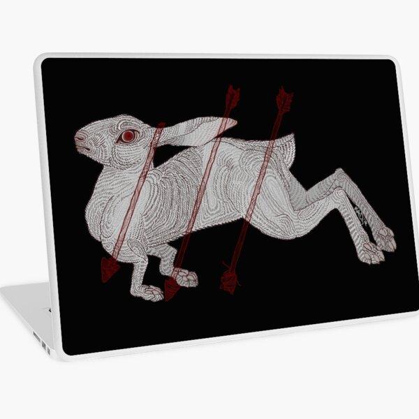 White Offerings Laptop Skin