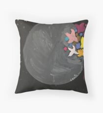Night Swing by Gracie Throw Pillow