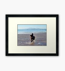 Quincey Framed Print