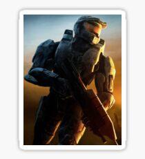 Halo Master Chief Sticker