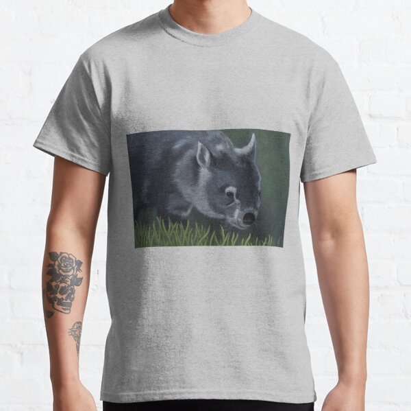 Sooty the Common Wombat Classic T-Shirt