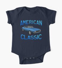 Classic American Muscle z28 Kids Clothes