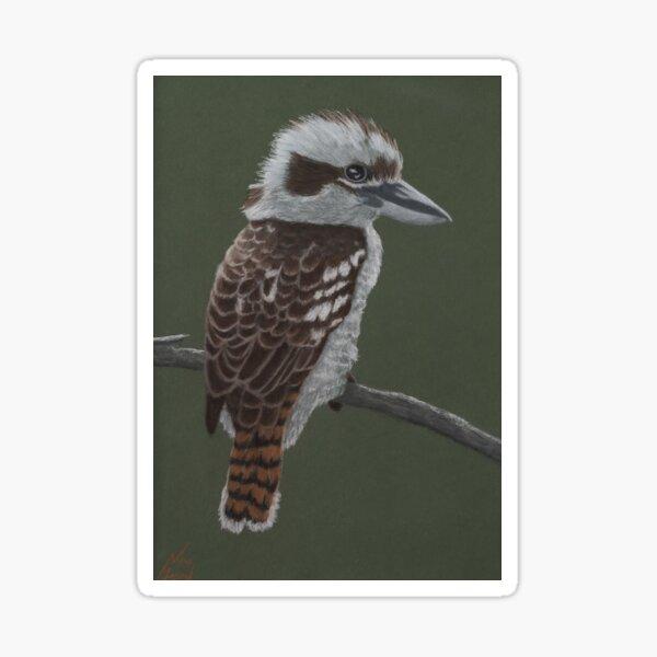 Keith the Kookaburra Sticker