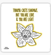 Love & Light Sticker