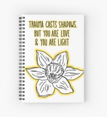 Love & Light Spiral Notebook