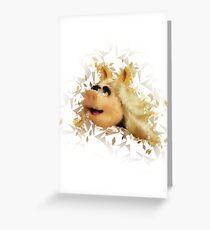 Miss Piggy Greeting Card