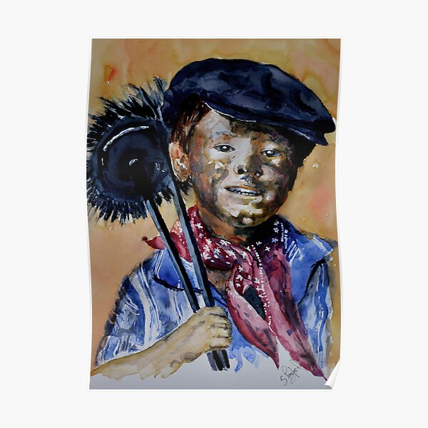Chimney sweep Poster