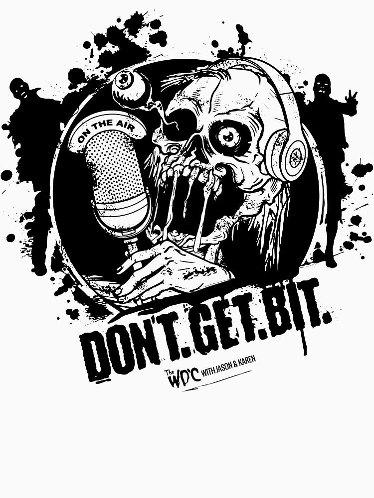 Don't. Get. Bit. (light colors) by cabassi