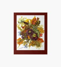 AUTUMN JOY Art Board