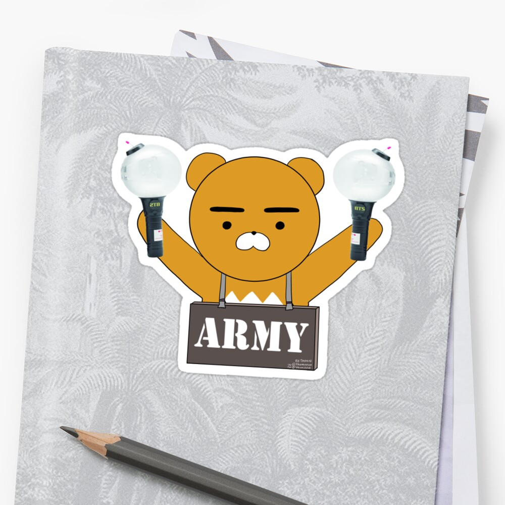 BTS ARMY by thumin
