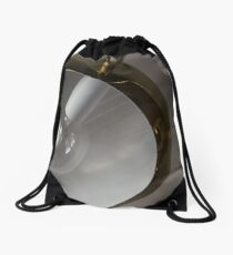 dumb lamp Drawstring Bag