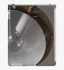 dumb lamp iPad Case/Skin