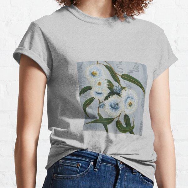 Blue Gum Blossoms Classic T-Shirt