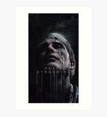 Hideo Kojima's Death Stranding [Highest Quality] Art Print