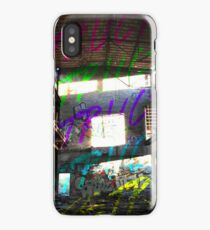 Destruction Design // Multicolor iPhone Case/Skin