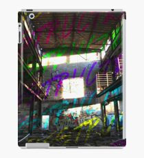 Destruction Design // Multicolor iPad Case/Skin