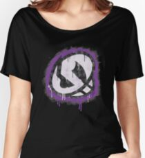 Team Skull Women's Relaxed Fit T-Shirt