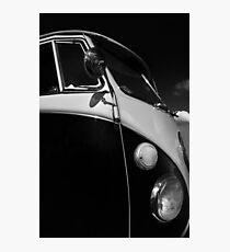 VW Split Screen camper / bus Photographic Print