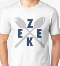 Zeke Spoons (Silver) Unisex T-Shirt