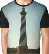 Hatteras Lighthouse Graphic T-Shirt
