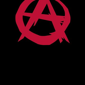 Anarchy anarchist punk symbol rebellion by datthomas