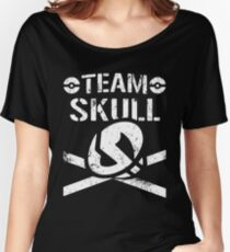 Team Skull / Bullet Club Women's Relaxed Fit T-Shirt