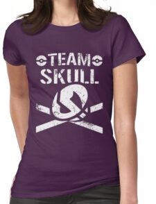 Team Skull / Bullet Club Womens Fitted T-Shirt