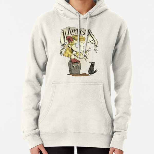 Wendy (Don't Starve) Pullover Hoodie