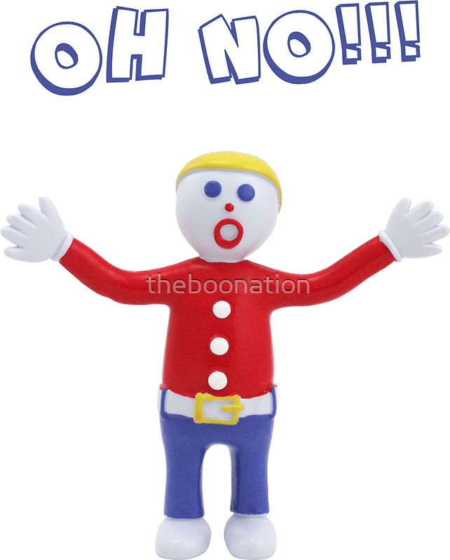 mr bill stickers by theboonation redbubble