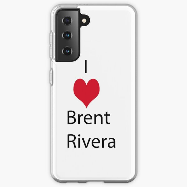 Brent Rivera Samsung Galaxy Soft Case