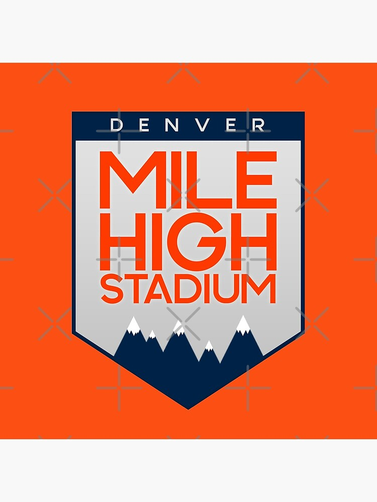 Mile High Stadium by tomhillmeyer